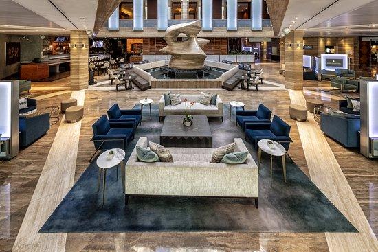 InterContinental Miami: Lobby