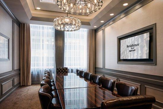 Residence Inn Chicago Downtown/Loop: Meeting room