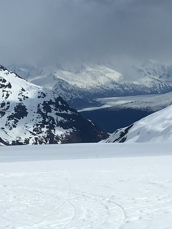 Snowhook Adventure Guides of Alaska: Great View