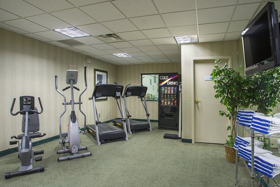 Holiday Inn Express & Suites Columbus Airport: Health club