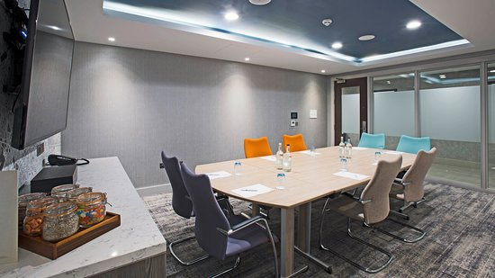 Holiday Inn Manchester - City Centre: Meeting room