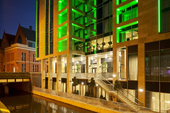 Holiday Inn Manchester - City Centre: Exterior