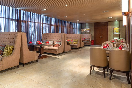 Holiday Inn& Suites Hulunbuir: Restaurant
