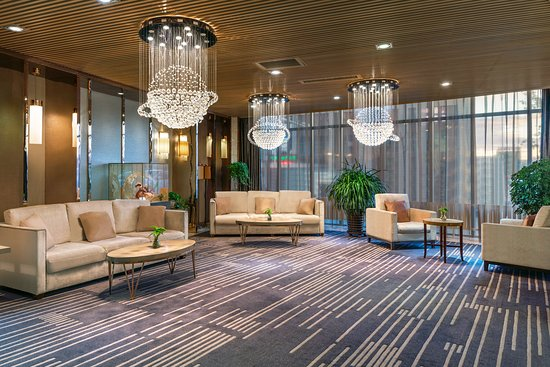 Holiday Inn& Suites Hulunbuir: Lobby
