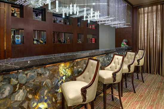 Holiday Inn& Suites Hulunbuir: Bar/Lounge