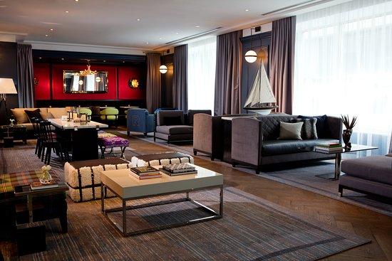 Kimpton Cardinal Hotel: Lobby
