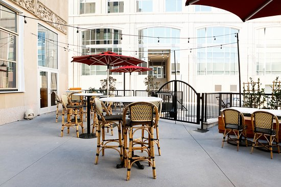 Kimpton Cardinal Hotel: Restaurant