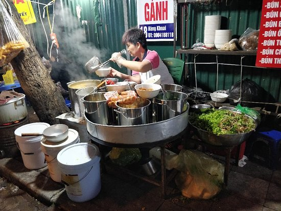 Bun Ziu Ganh - Co Yen