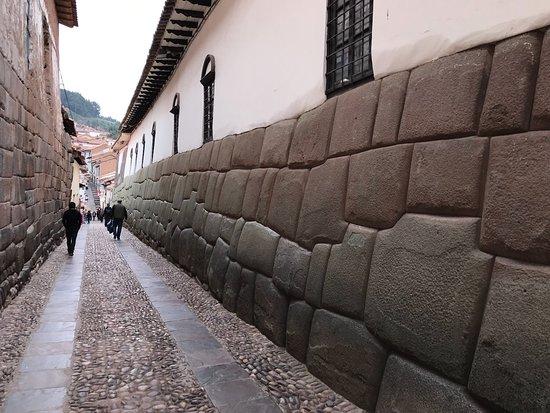 Inca Roca Street