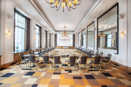 Crowne Plaza Hotel Brussels - Le Palace: Meeting room