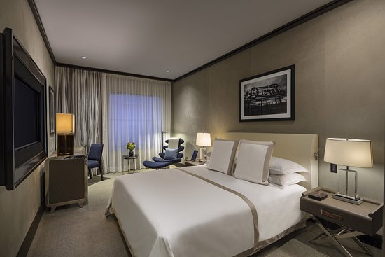 The Chatwal A Luxury Collection Hotel New York City: Guest room