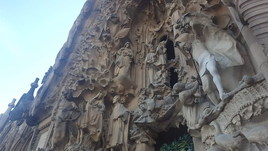 Skip the Line: Basilica of the Sagrada Familia Basic Admission Ticket: The amazing Basilica of the Sagrada Familia
