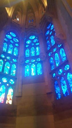 Spring over linjen: Basilica of Sagrada Familia Basic Admission Ticket: The amazing Basilica of the Sagrada Familia