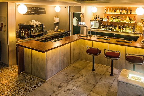 Bolsa - Porto: Our bar counter waits for you...
