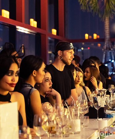 Mojjo Rooftop Lounge & Bar