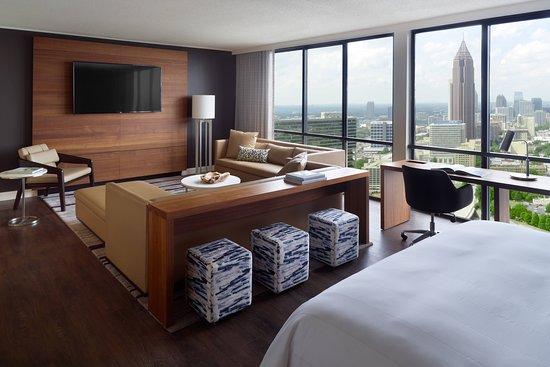 Atlanta Marriott Marquis: Suite