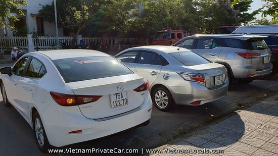 Dong Hoi Private Car to Tu Lan Homestay