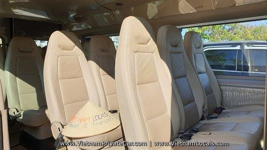 Dong Hoi Private Car to Saigon Quang Binh