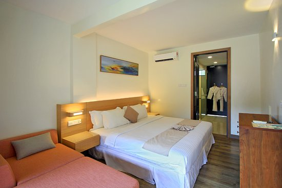 BuBu Long Beach Resort: Premier Deluxe Room