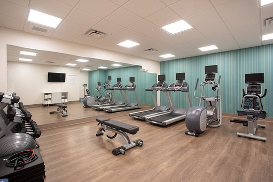 Holiday Inn Express & Suites Dakota Dunes - Event Center: Health club
