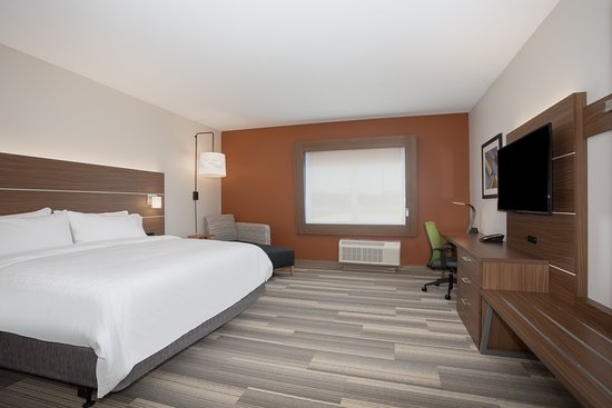 ‪‪Holiday Inn Express & Suites Dakota Dunes - Event Center‬: Guest room‬