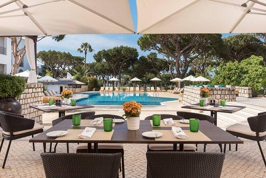 Pine Cliffs Hotel, A Luxury Collection Resort, Algarve: Restaurant