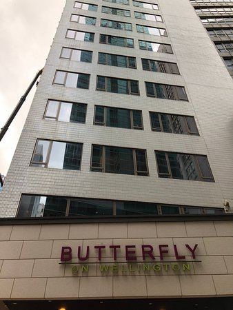 Butterfly on Wellington - boutique hotel