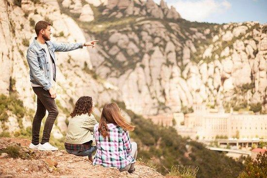 Visite des domaines de Montserrat et...