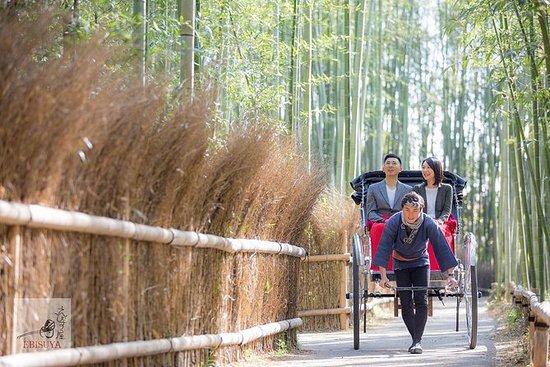 Kyoto Rickshaw Tour