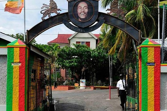 Bob Marley Museum Tour fra Kingston