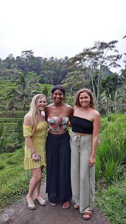 Bali Culture Tours: tegalalang rice terrace....