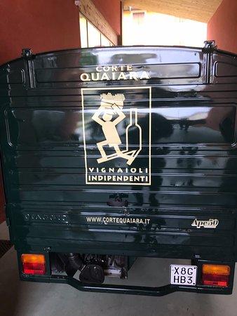 Enjoy Garda Hotel: The family run winery we visited