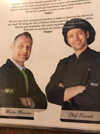 Enjoy Garda Hotel: Bravo!