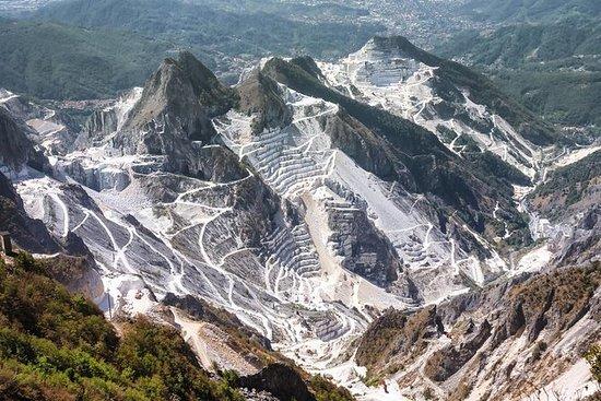 Carrara: Exclusive Marble Cave Jeep