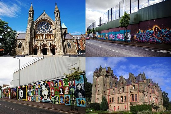 Private Luxury Full-Day Belfast Sightseeing Tour From Belfast Cruise Terminal: Shore Excursion: Full-Day Belfast Sightseeing Tour From Belfast Port