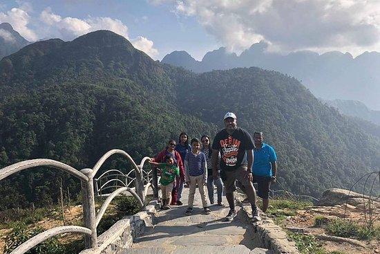 2 dager FANTASTISK trekking Sapa fra...