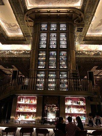 Le bar central