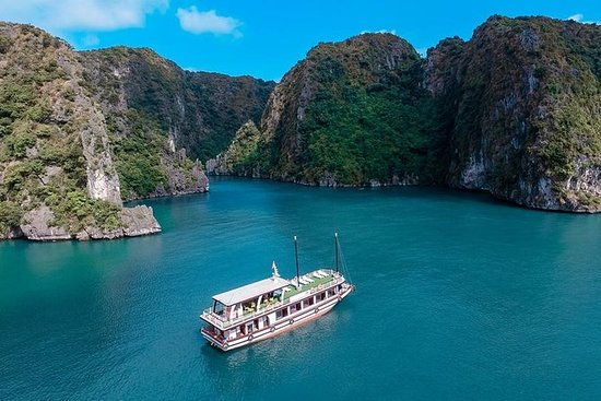 Halong Bay luksus cruise med...