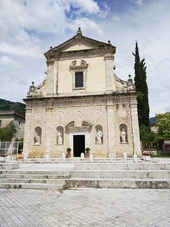 Sant'Elia Fiumerapido, Italia: Chiesa di Santa Maria dell'Ulivo