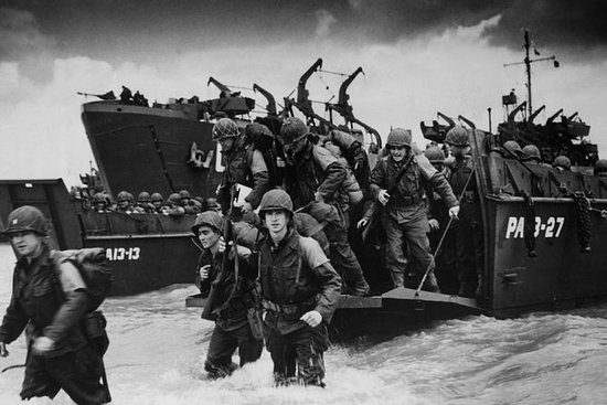 D-DAY LANDING PLAYAS NO GUIADAS TOUR