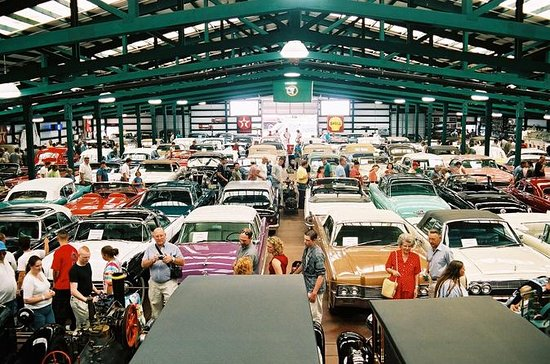 Lemay Auto Museum and American Car Museum Tours-From Tacoma