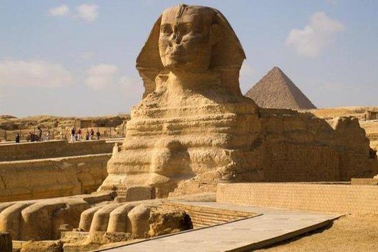 Tagestour nach Kairo von Luxor mit dem Flugzeug: Day Tour to Cairo from Luxor by Flight