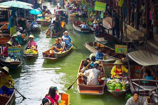 (Privat) Bangkok Damnoen Saduak...