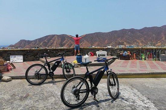 Tour E-Bike Playa Grande