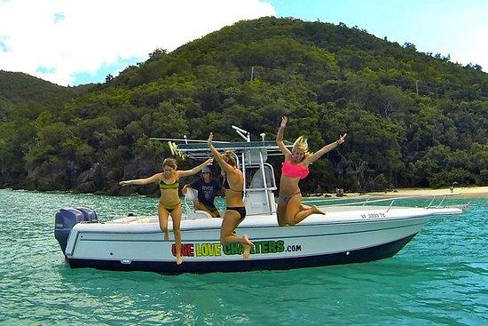 定制自己的冒险 - 美国和英属维尔京群岛私人船只租船