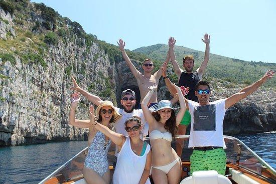 Speed Boat Trip nella penisola di