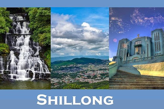 Shillong Day Tour from Guwahati with...