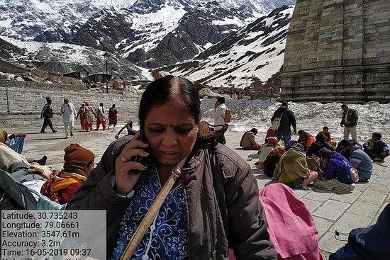 Chardham Yatra Ex Haridwar 10 dager...