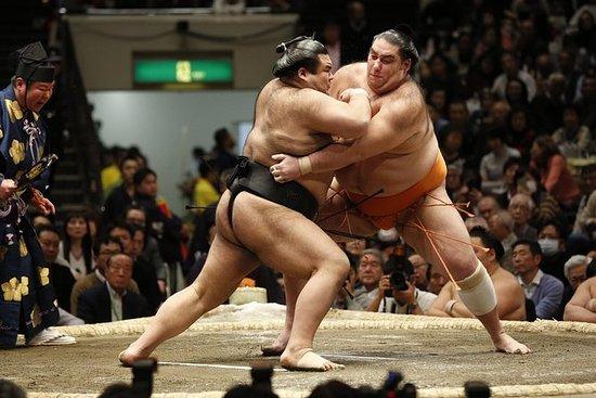 Kyushu Grand Sumo - Visite guidée