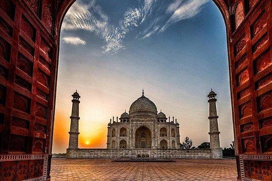 One Day Agra Tour Från Delhi Med ...